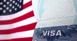 A proposal to extend to Irish citizens the E3 visa scheme, which is currently only available to Australian nationals, progressed through the US congress late last year, but ultimately failed to garner sufficient support in the Senate, after Arkansas senator Tom Cotton blocked the measure. File photograph: iStockPhoto