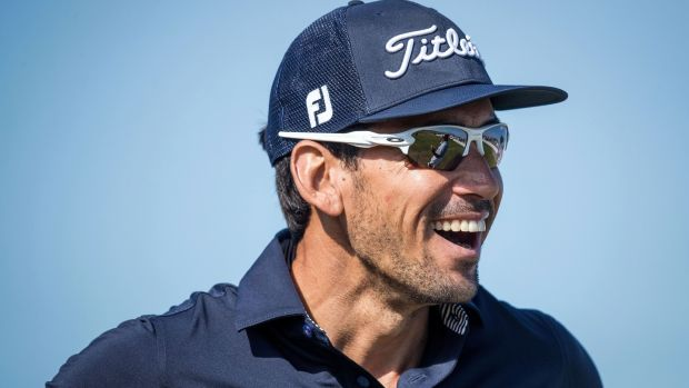 Rafa Cabrera Bello played 29 tournaments in 2018. Photograph: Oisin Keniry/Inpho