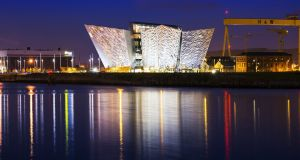 JMK says Titanic Belfast is among the leading tourist destinations in the world. Photograph: iStock