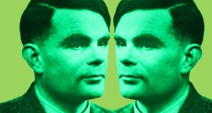 Alan Turing, on whose life and legacy Murmur is based