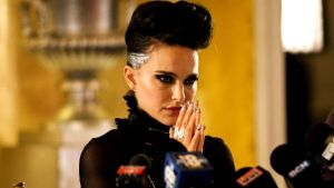 Natalie in Vox Lux: Lady Gaga without the alleged charity