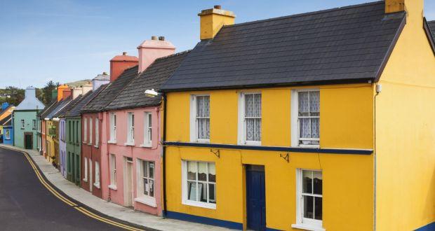 How Grey Paint Washed Over Suburban Ireland
