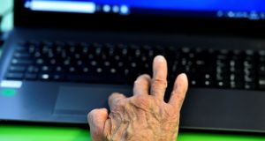 People over the age of 60 have become the fastest-growing group of computer and internet users. Photograph: Georges Gobet/AFP/Getty Images