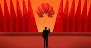 Huawei's struggle stems in part from its own internal conflict. Image: New York Times
