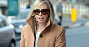 Helen Dixon: the Irish Data Protection Commissioner was given something of an easy time from senators. Photograph: Eric Luke