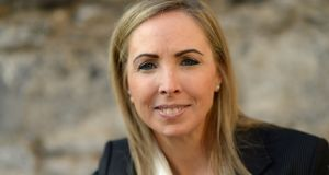 Data Protection Commissioner Helen Dixon: her office has opened more than 50 investigations spanning domestic companies, public sector bodies and the US tech giants. Photograph: Dara Mac Dónaill