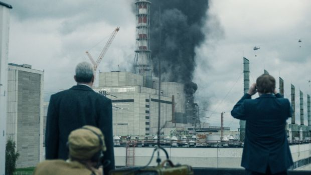 From the HBO drama Chernobyl