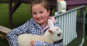 'The big thing kids learn about being around animals is the concept of being caring and nurturing,' says Ian Callanan of Wooly Wards Farm, in Co Tipperary