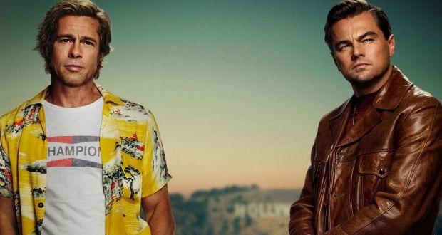 Leonardo Di Caprio plays a TV star – based on Burt Reynolds – struggling to make a career in movies. Brad Pitt plays his stunt double