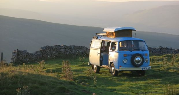 Michael Harding: I decided to have another go at finding a camper van