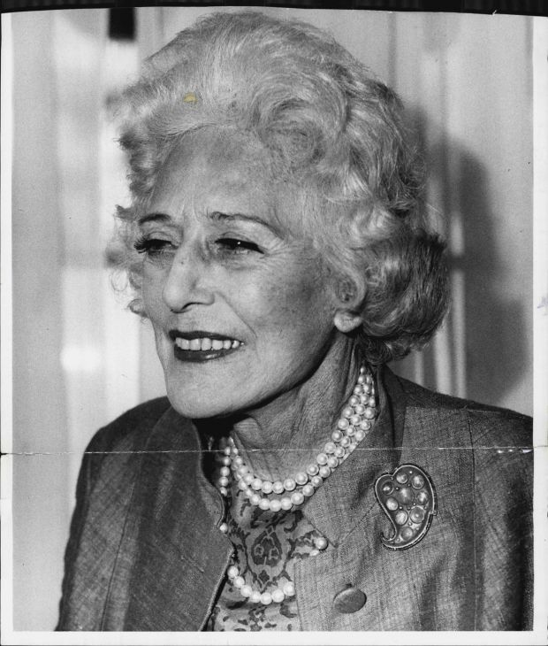 Enid, Countess of Kenmare, in 1968. Photograph: Paul Murray/Fairfax Media via Getty Images