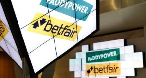 Paddy Power pointed to a 43% drop in fixed-odds betting terminal revenues in its latest results