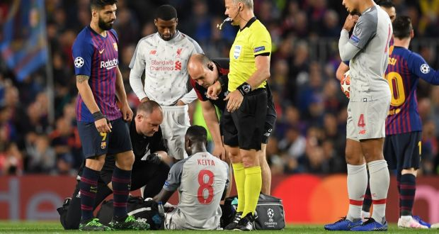 Image result for naby keita