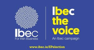 The employers' representative group is to begin a three part series of debates in which Ireland's European election candidates will be put through their paces on the issues. Photograph: Ibec