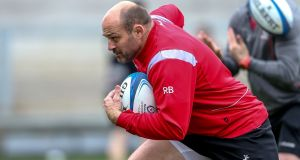 Ulster's Rory Best will make his final appearance for the province in Ravenhill on Saturday. Photo: Matt Mackey/Inpho