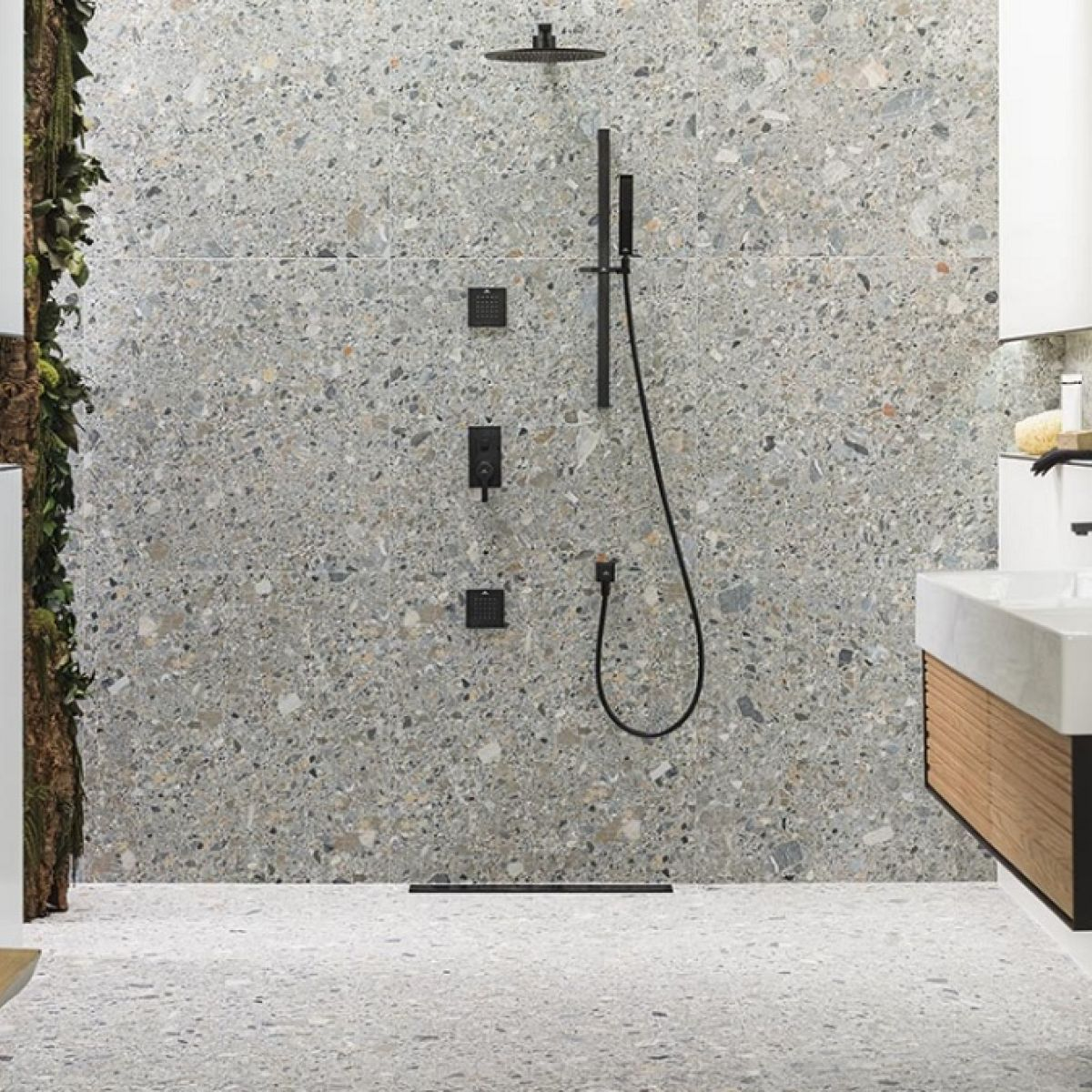 Eight Ways To Use Terrazzo And Create A Speckled Look