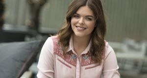 Doireann Garrihy is set to co-present 2fm's new breakfast show with Eoghan McDermott. Photograph: Dave Meehan/The Irish Times