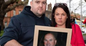 Michelle Ryan: 'Justice has been got to a degree, but we still feel… no, give me back Daddy. It is never going to be over.' Photograph: Collins