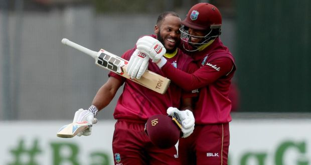 Ireland suffer at the hands of West Indies after record ODI