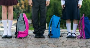 Ireland differs from the majority of European countries, where most children are not admitted to school until they reach six years of age or older. Photograph: iStock