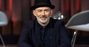 Tommy Tiernan shows up unprepared. The effect is electric