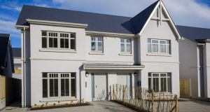 In Ballinahinch Wood,  Ashford prices start from €340k