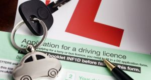 A survey of recently returned Irish citizens last year found that applying for driving licences was among the biggest challenges they experienced after moving home. Photograph: iStock