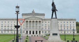 Senior sources say it will be necessary for the two largest parties to demonstrate they want to make a revived Stormont work. Photograph: Colm Lenaghan/Pacemaker Press