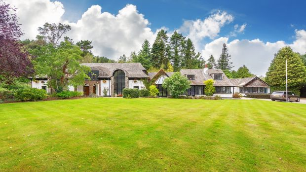 Six-bed Americana style family home in Wicklow for just over
