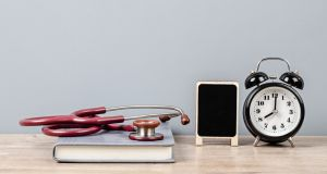'Sufficient time is not something that is prioritised in our health system.' Photograph: iStock