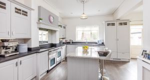 Kitchen of 140 New Cabra Road