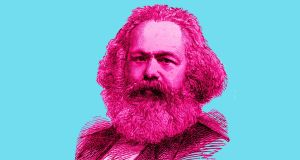 Karl Marx: Sometimes Mason's need to frame his arguments in terms of what the German philosopher wrote or thought becomes a drag on his overall message. Illustration: Hulton Archive/Getty