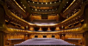 The National Opera House in Wexford. Money was a major factor in the building taking on the 'national' moniker in 2014.