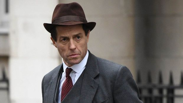 Hugh Grant in A Very English Scandal