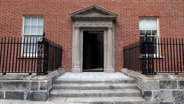 Number 3 Henrietta Street in Dublin has been restored after decades of decay and dereliction. Photograph: Laura Hutton
