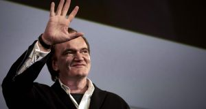 Quentin Tarantino: his drama of hippy Hollywood will turn heads. Photograph: Jean-Philippe Ksiazek/AFP/Getty