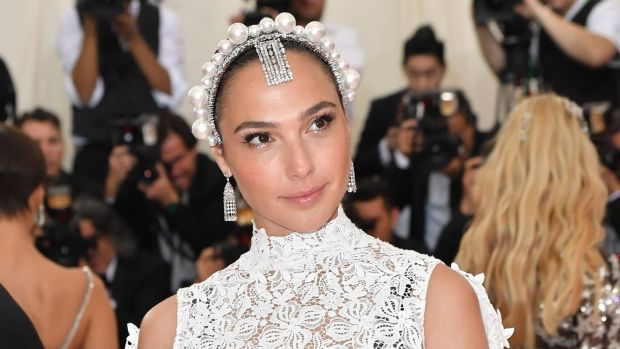 Israeli actor Gal Gadot is due to make an appearance at the Eurovision final. Photograph: Angela Weiss/AFP/Getty Images