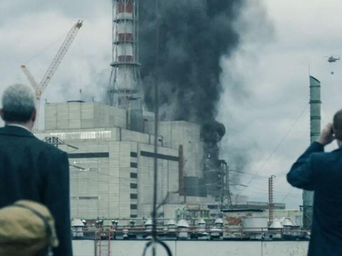 Chernobyl - official trailer