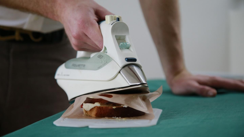 Iron On T-Shirt Transfer Print Food White Bread