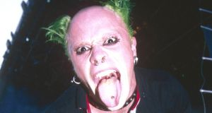 Prodigy star: Keith Flint in 1996. Photograph: Mick Hutson/Redferns/Getty
