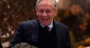 Bob Woodward: 'I think there's a lot of pomposity, particularly on television'. Photograph: Don Emmert/AFP/Getty