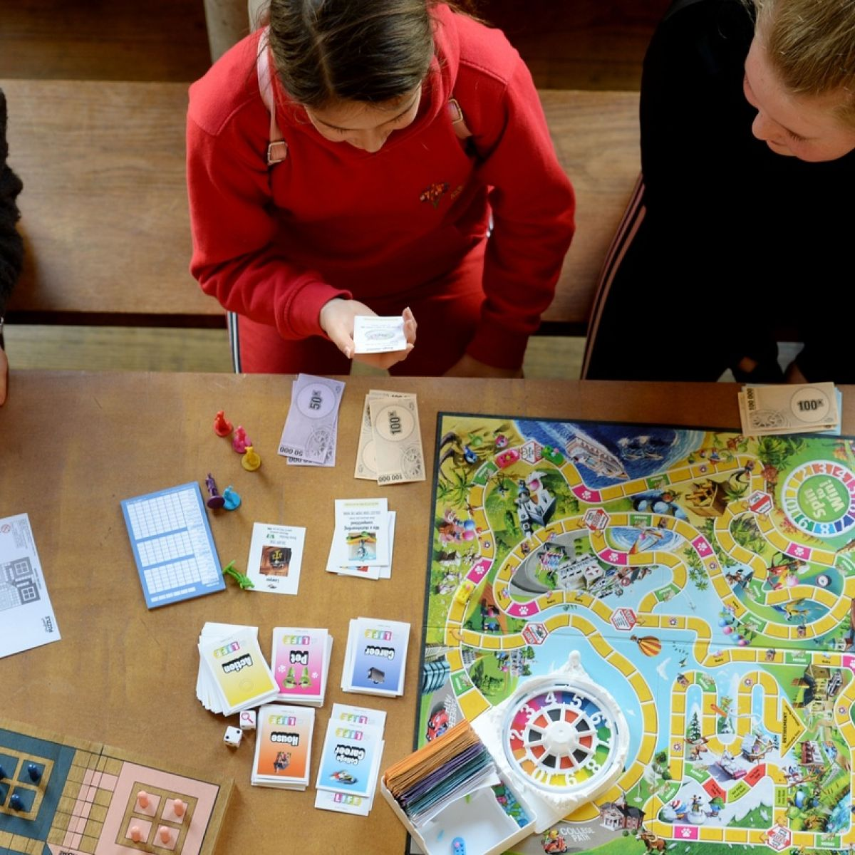 Put your game face on: the joy of playing classic board games