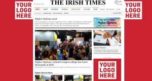 Higher Options & Education section on irishtimes.com