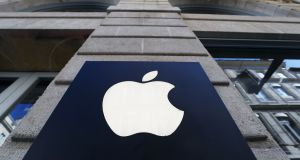 Apple is still Ireland's largest company based on turnover. Photograph: Regis Duvignau/Reuters