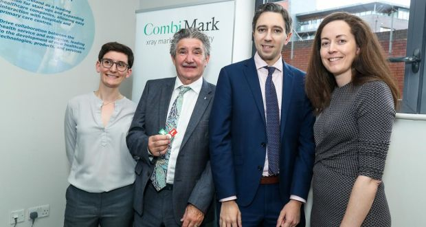 Combimark's  Fiona Snow (left) and Dr Aisling Snow (right)  at the Dublin opening of  Health Innovation Hub Ireland