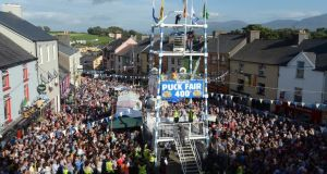 The Puck Fair is one of 600 festivals that could be under threat if the Civil Defence fails to renew its licence.