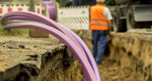 A storm of criticism greeted the Government's National Broadband Plan on Wednesday as official documents revealed the extent of objections to the project by senior civil servants. File photograph: Getty