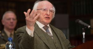 "President Michael D Higgins said the future of the EU needs a ""vibrant political debate"" as to the best path forward."