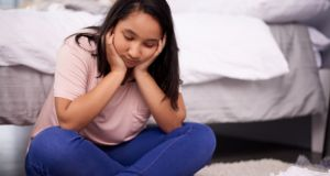 Trying to reassure an anxious teenager is hard enough, but when they are worried about a serious and real issue, it is much harder. Photograph: iStock