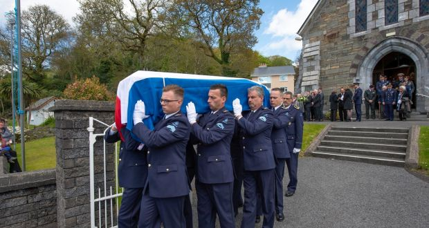 Dutch Air Force pay tribute to former WW II fighter pilot in